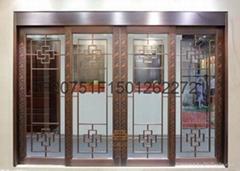 廣州酒店銅門
