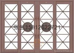 廣州玻璃銅門