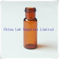 made in china top quality Amber vial bottle for GC analysis V935