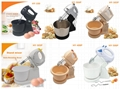 7 speeds stainless steel egg beater food mixer with bowl 4