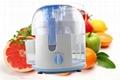 Plastic fruit juicer maker blender
