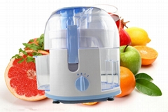 Plastic fruit juicer maker blender grinder with filter
