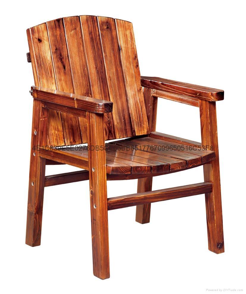 現代新古典實木餐椅 5