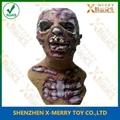 Flesh eater zombie cosplay halloween
