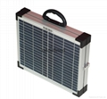 20W folding solar suitcase for TV mobile