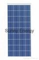 120w poly solar panel with CSA IEC CE