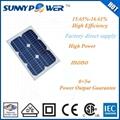 OEM ODM 14w mono solar panel