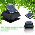 15W adjustable solar attic fan solar