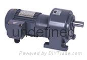CPG单相(刹车)马达减速机 2