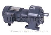 CPG单相(刹车)马达减速机