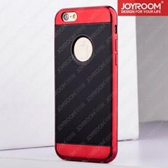 JOYROOM for iphone6 2-in-1 TPU pc phone