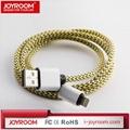 JOYROOM high speed USB nylon charging