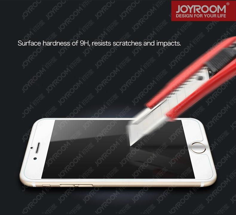 JOYROOM for iphone6 iphone 6 protective film tempered glass screen protector 3