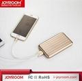 JOYROOM 10000mah usb mobile battery charger mobile phone power bank 3