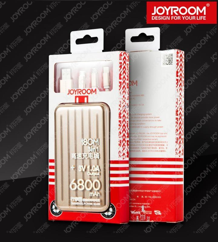 JOYROOM 10000mah usb mobile battery charger mobile phone power bank 5