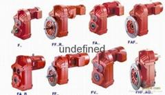 减速机RF107-Y7.5-4P厂家直销