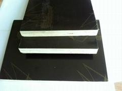 18mm black film faced plywood