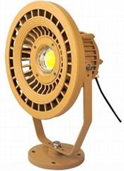 廠家直供BAT53-LED圓形防爆投光燈(集成模塊光源)