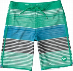 Bright colors boardshorts for men, quick dry