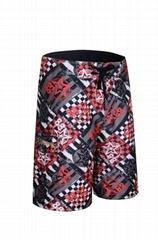 100% polyester swim trunks for boys