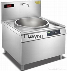 Commercial Induction Cooker-big wok
