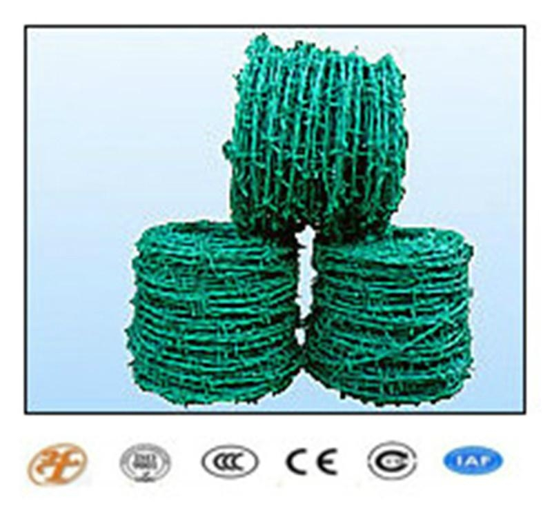 High Quality and Low Price Ga  anized Razor Barbed Wire Fence 4
