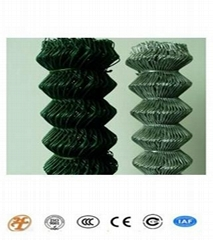 Haotian Cheap Chain Link Fence and panel Hot Sale