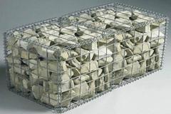 Gabion mesh