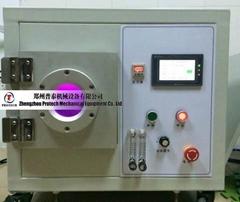 Protech plasma cleaner with vacuum pump PT-DZ-2LC