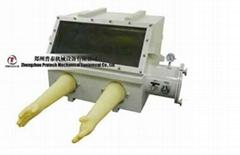 Protech Vacuum glove box (minimum size)+vacuum pump