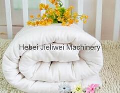 thickest cotton quilt making machine
