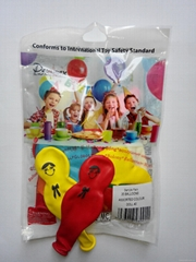 Decomex 20 Pcs Doll Balloons