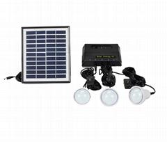 Solar System Products Portable 1w 120lm Solar Diytrade