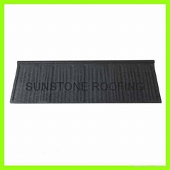 Stone Coated Metal Roofing New Wooden Shingle