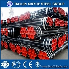 Oil and gas casing steel pipes