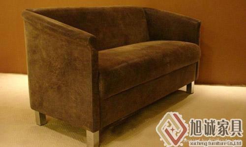 定製咖啡廳布藝沙發 2