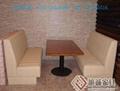 深圳西餐廳卡座沙發, 3