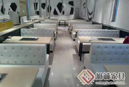 深圳西餐廳卡座沙發, 4