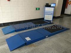WYP-4平板制動側滑檢驗台