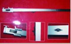 供應三軌尺地鐵專用三軌測尺地鐵專用尺