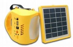 Solar Camp Lighting