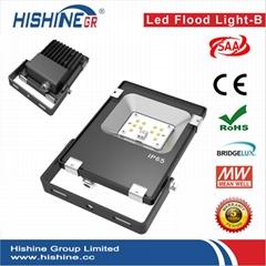 SMD 10W LED FLoodlight IP65 CE ROHS Listed