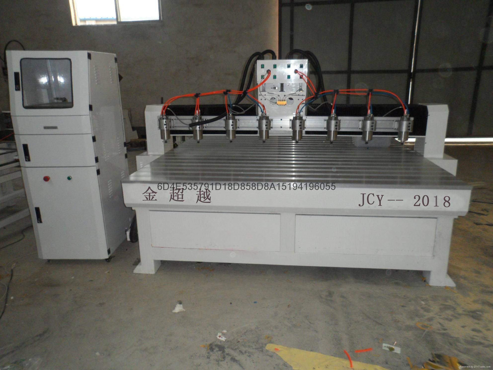 JCY-1325重型木工雕刻机 1