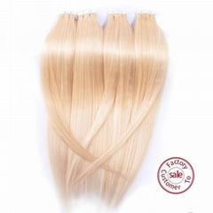 Evet Brazilian Virgin Hair Silky Straight Extensions Human Hair