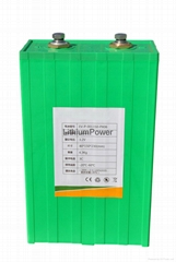 Lithium iron phosphate battery 150Ah 3.2V for electric buses electric