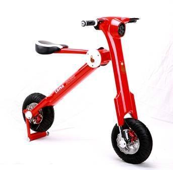 Mini Electric Motorcycle 1