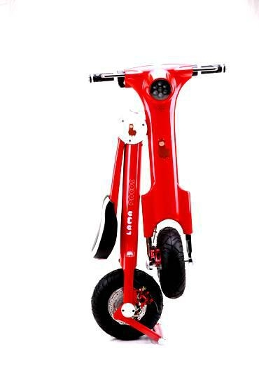 Mini Electric Motorcycle 2