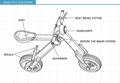 Mini Electric Motorcycle 3