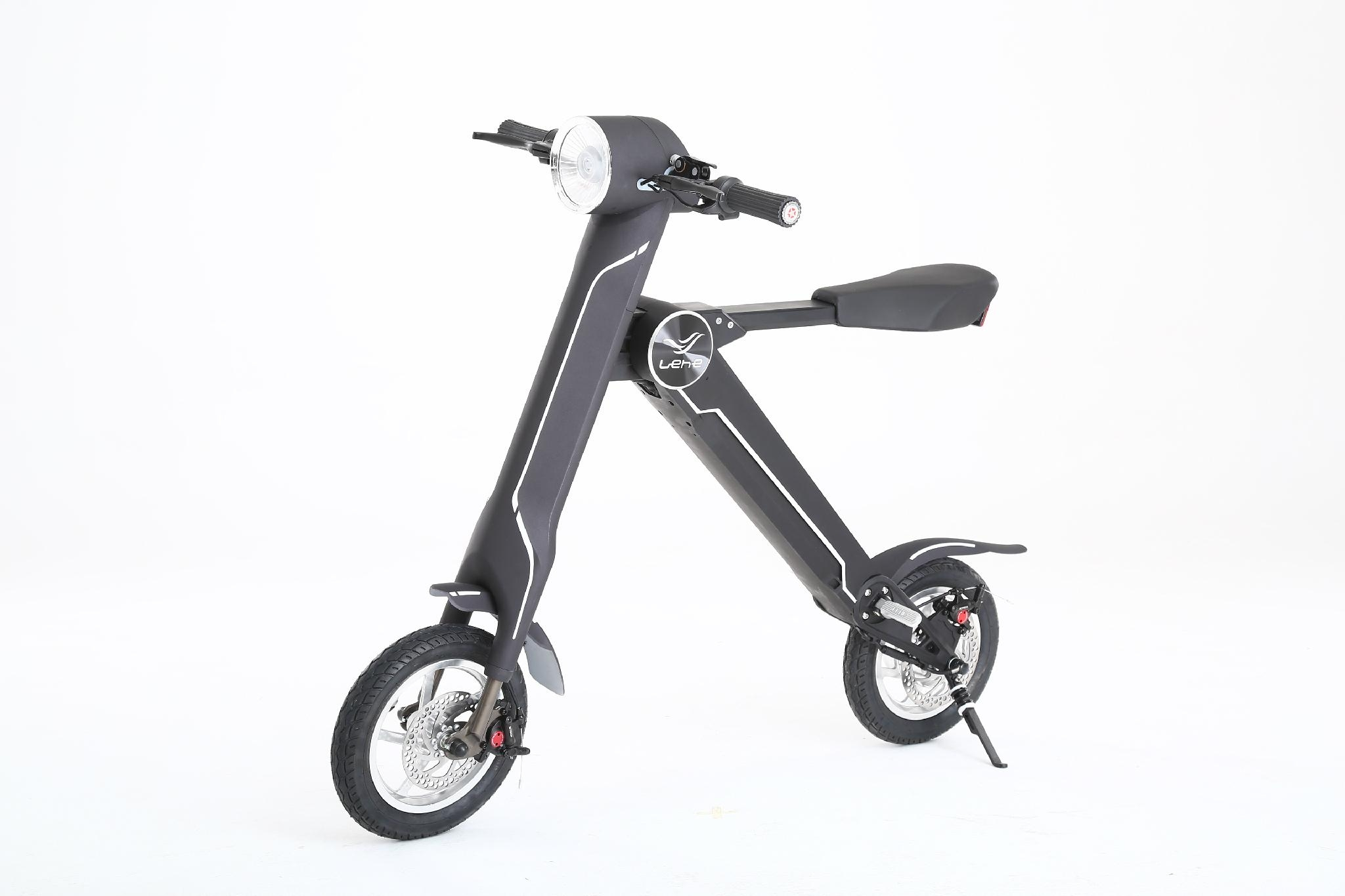 Foldable Electric Scooter Portable mobility scooter  1