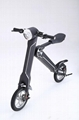 Foldable Electric Scooter Portable mobility scooter  3